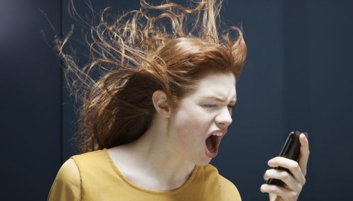 Помощь психолога при агрессии