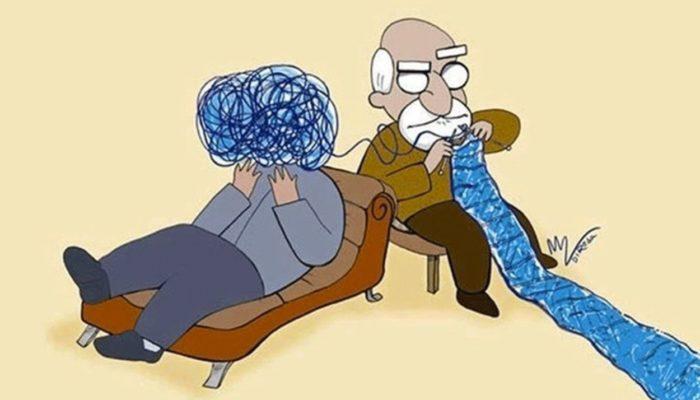 Помощь психоаналитического психолога
